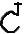 Вогнутый столбик с накидом - рельефный столбик (за работой)